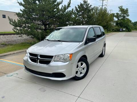 2012 Dodge Grand Caravan for sale at A & R Auto Sale in Sterling Heights MI