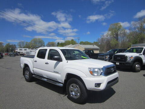 2013 Toyota Tacoma for sale at Auto Choice of Middleton in Middleton MA