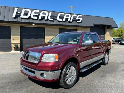 2006 Lincoln Mark LT for sale at I-Deal Cars in Harrisburg PA
