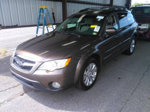 2009 Subaru Outback for sale at Economy Auto Sales in Dumfries VA