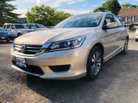 2013 Honda Accord for sale at 1NCE DRIVEN in Easton PA