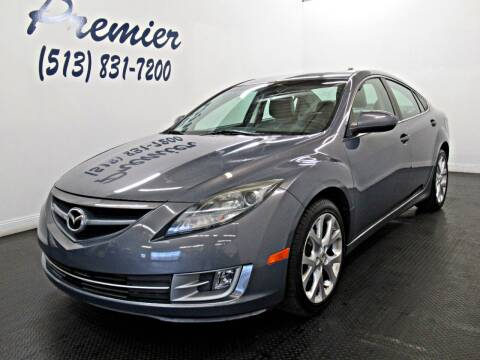 2009 Mazda MAZDA6 for sale at Premier Automotive Group in Milford OH