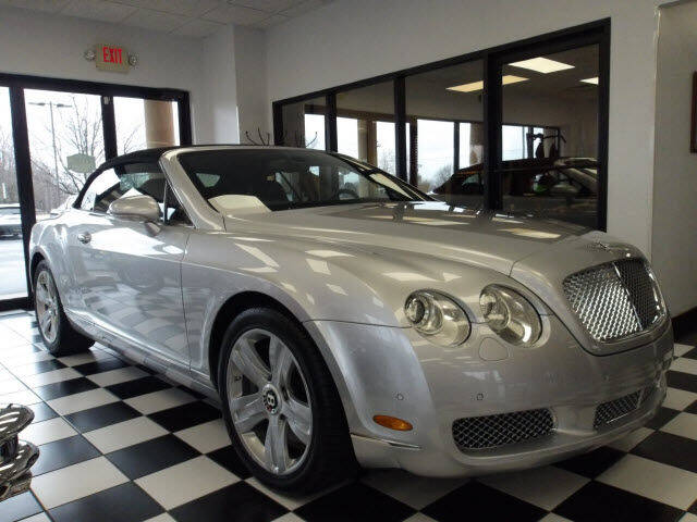 2008 Bentley Continental for sale at TAPP MOTORS INC in Owensboro KY
