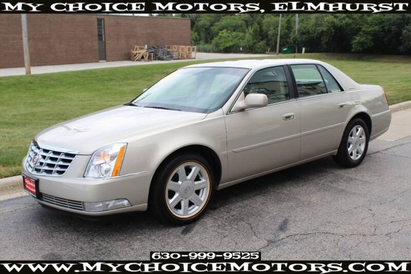 2007 Cadillac DTS for sale at Your Choice Autos - My Choice Motors in Elmhurst IL