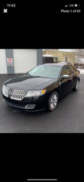 2012 Lincoln MKZ for sale at Trocci's Auto Sales in West Pittsburg PA