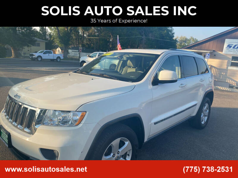 2011 Jeep Grand Cherokee for sale at SOLIS AUTO SALES INC in Elko NV