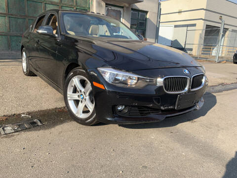 2014 BMW 3 Series for sale at O A Auto Sale in Paterson NJ