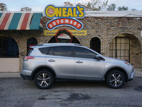 2016 Toyota RAV4 for sale at Oneal's Automart LLC in Slidell LA