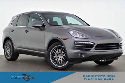 2014 Porsche Cayenne for sale at JumboAutoGroup.com - Carsntoyz.com in Hollywood FL