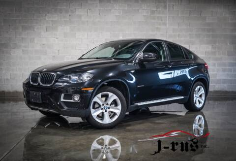 2014 BMW X6 for sale at J-Rus Inc. in Macomb MI