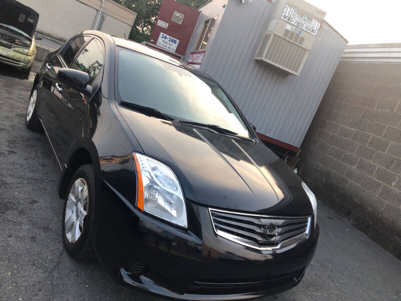 2010 Nissan Sentra for sale at G&K Consulting Corp in Fair Lawn NJ