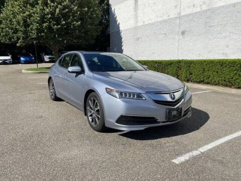 2015 Acura TLX for sale at Select Auto in Smithtown NY