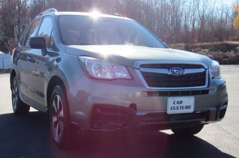 2017 Subaru Forester for sale at Car Culture in Warren OH