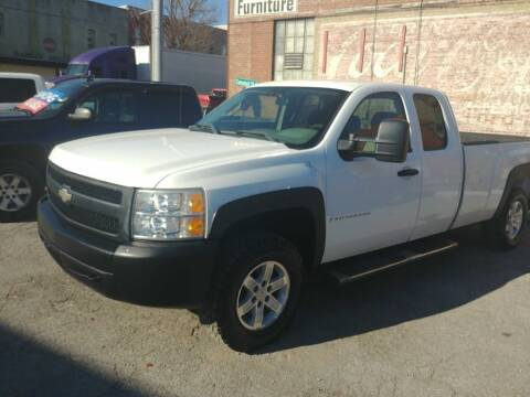 2007 Chevrolet Silverado 1500 for sale at Lincoln County Automotive in Fayetteville TN