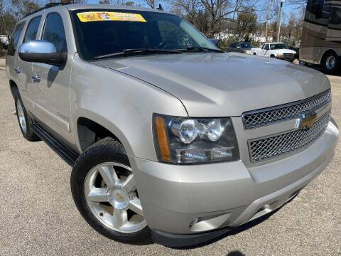 2007 Chevrolet Tahoe for sale at The Auto Depot in Raleigh NC