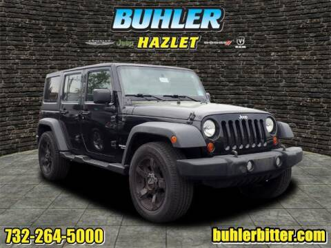 2011 Jeep Wrangler Unlimited for sale at Buhler and Bitter Chrysler Jeep in Hazlet NJ