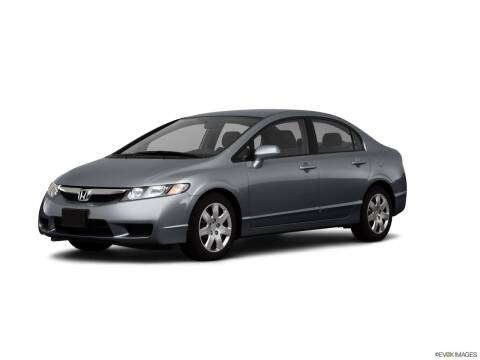 2010 Honda Civic for sale at West Motor Company in Hyde Park UT