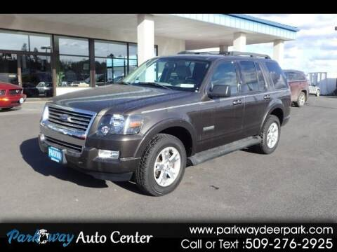 2007 Ford Explorer for sale at PARKWAY AUTO CENTER AND RV in Deer Park WA