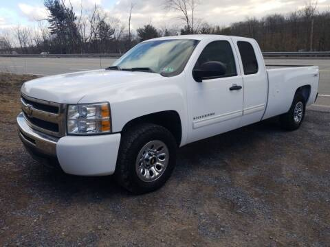 2011 Chevrolet Silverado 1500 for sale at Mackeys Autobarn in Bedford PA