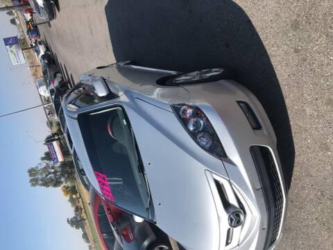 2007 Mazda MAZDA3 for sale at BELOW BOOK AUTO SALES in Idaho Falls ID
