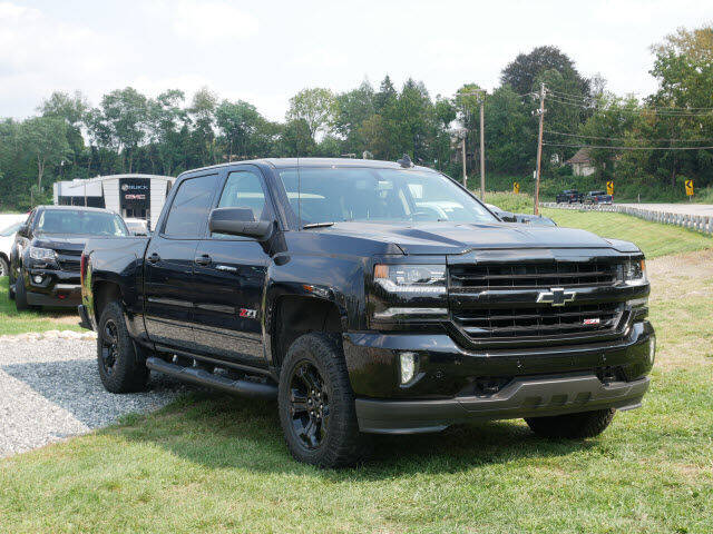 2018 Chevrolet Silverado 1500 for sale at GRANITE RUN PRE OWNED CAR AND TRUCK OUTLET in Media PA