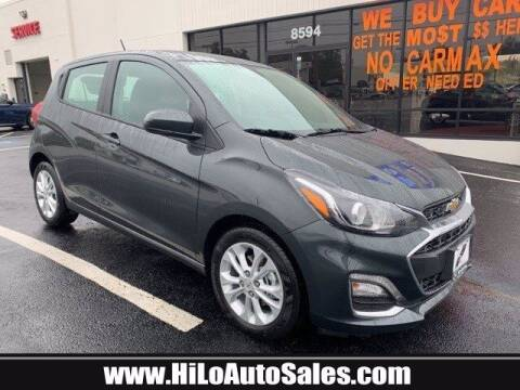 2020 Chevrolet Spark for sale at Hi-Lo Auto Sales in Frederick MD