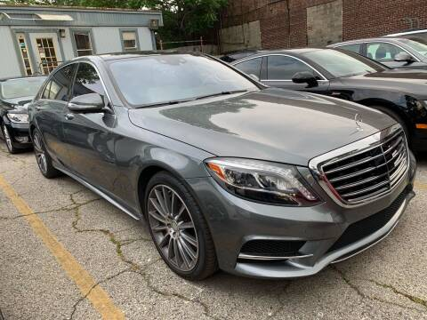 2016 Mercedes-Benz S-Class for sale at LUXURY CARS OF NY in Queens NY