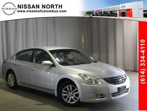 2010 Nissan Altima for sale at Auto Center of Columbus in Columbus OH