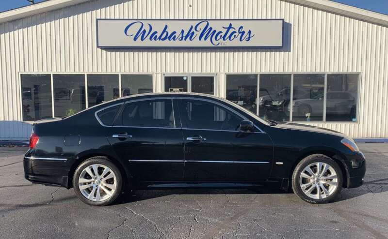 2008 Infiniti M35 for sale at Wabash Motors in Terre Haute IN