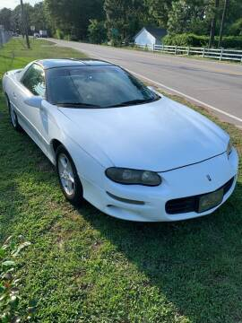 2001 Chevrolet Camaro for sale at Murphy MotorSports of the Carolinas in Parkton NC