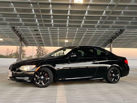 2012 BMW 3 Series for sale at Ronnie Motors LLC in San Jose CA