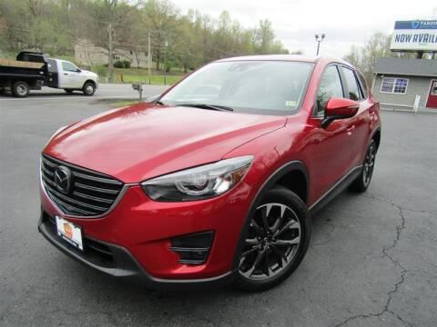 2016 Mazda CX-5 for sale at Guarantee Automaxx in Stafford VA