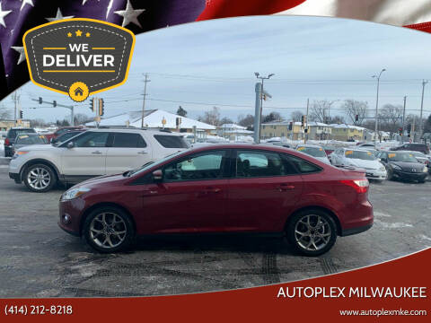 2014 Ford Focus for sale at Autoplex Milwaukee in Milwaukee WI