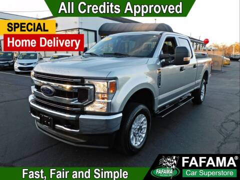 2020 Ford F-250 Super Duty for sale at FAFAMA AUTO SALES Inc in Milford MA