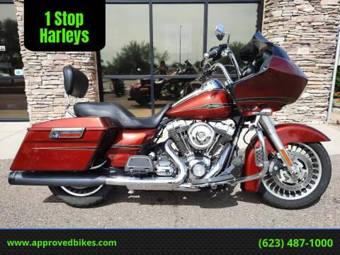 2009 Harley-Davidson Road Glide FLTR for sale at 1 Stop Harleys in Peoria AZ