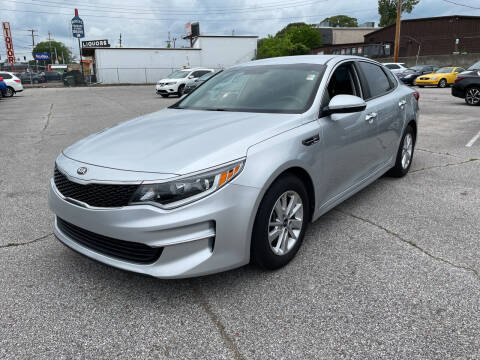 2017 Kia Optima for sale at East Memphis Auto Center in Memphis TN