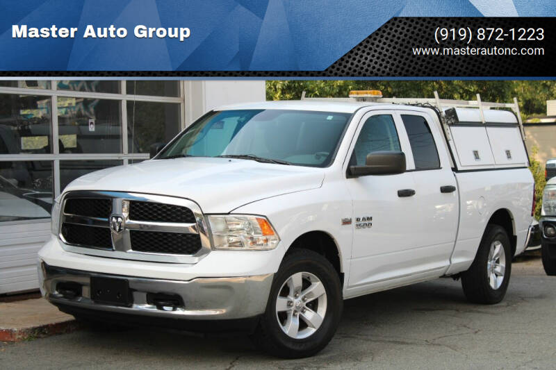 2015 RAM Ram Pickup 1500 for sale at Master Auto Group in Raleigh NC