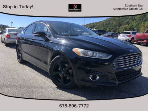 2016 Ford Fusion for sale at Southern Star Automotive, Inc. in Duluth GA