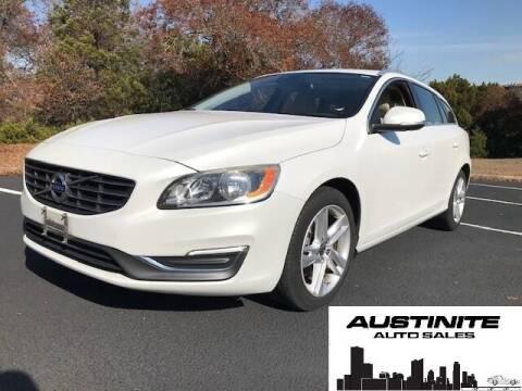 2015 Volvo V60 for sale at Austinite Auto Sales in Austin TX