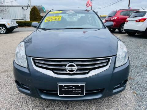 2010 Nissan Altima for sale at Cape Cod Cars & Trucks in Hyannis MA
