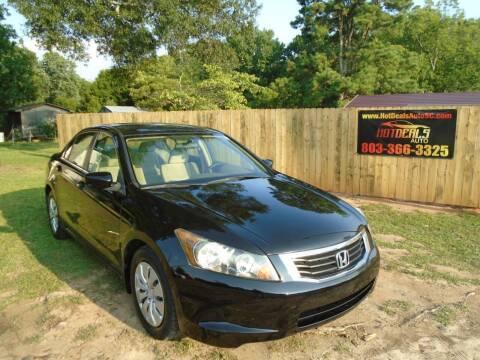 2009 Honda Accord for sale at Hot Deals Auto LLC in Rock Hill SC