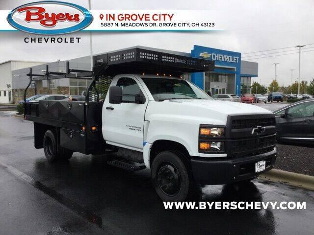 2020 Chevrolet Silverado 5500HD for sale in Grove City, OH
