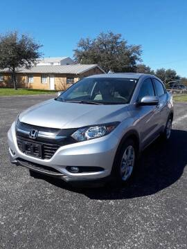 2016 Honda HR-V for sale at Rons Auto Sales in Stockdale TX
