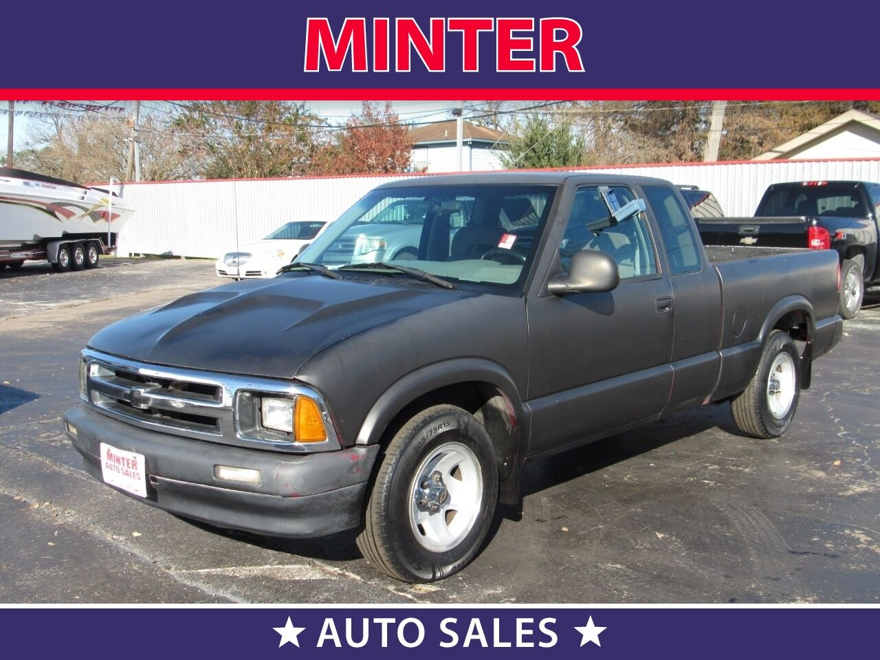 Used 1995 Chevrolet S 10 For Sale Carsforsale Com