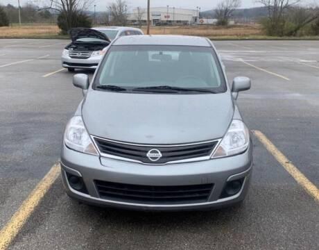 2012 Nissan Versa for sale at Cobalt Cars in Atlanta GA