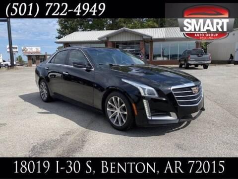 2016 Cadillac CTS for sale at Smart Auto Sales of Benton in Benton AR