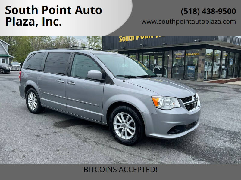 2016 Dodge Grand Caravan for sale at South Point Auto Plaza, Inc. in Albany NY