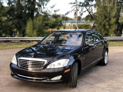 2008 Mercedes-Benz S-Class for sale at Exclusive Impex Inc in Davie FL