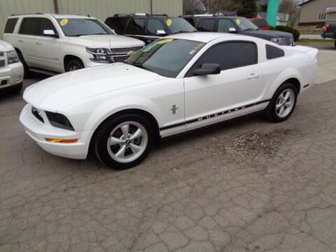 2007 Ford Mustang for sale at De Anda Auto Sales in Storm Lake IA