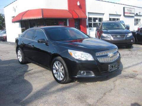 2013 Chevrolet Malibu for sale at Best Buy Wheels in Virginia Beach VA
